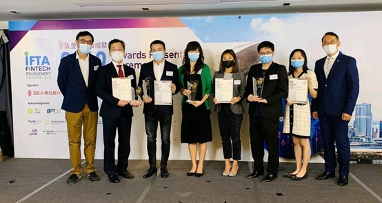 GLC Advisor Emil Chan was invited to be the judge of IFTA FinTech Achievement Awards 2019