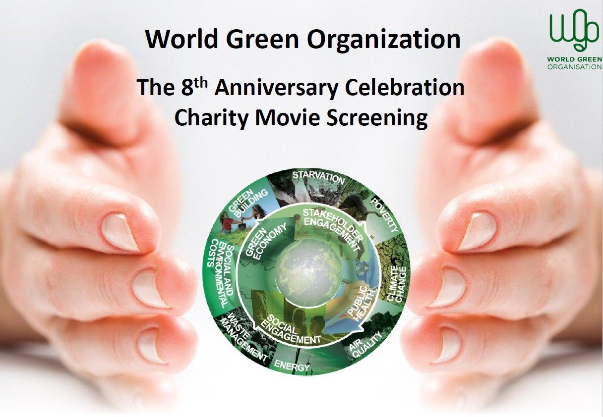 GLC sponsored WGO 's the 8th anniversary celebration event
