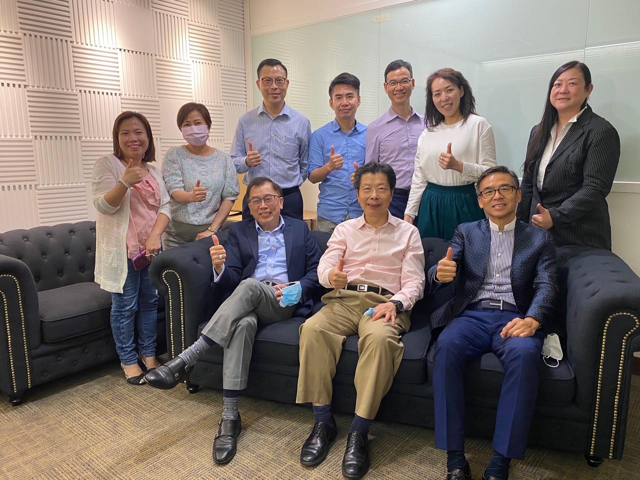 Completion of GLC Company Doctor Program (Apr 2021 Class)